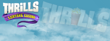 Thrills casino- free spins