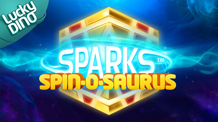 Spin-O-Saurus Lucky Dino Sparks July 2015