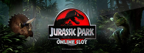 Jurassic park, Microgaming. Free spins today 2015, Online slot