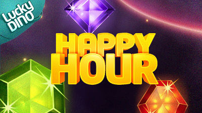 Happy Hour free spins 2015 September LuckyDino