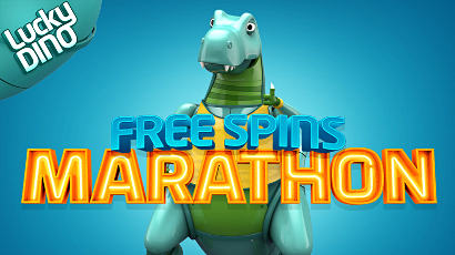 Free spins marathon today