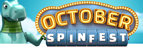 1000 free spins every day, 2015 October