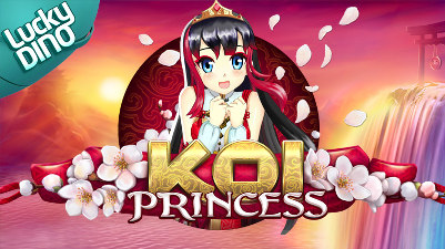 Koi Princess 2015 2016 free spins