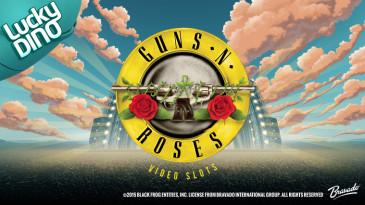 Guns and roses ilmaiskierroksia! Uusi NetEnt peli!