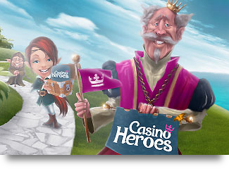 Free spins Casino Heroes 2016